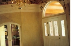 Custom Faux Interior Painting